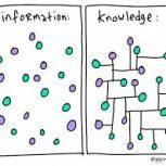 INFO VS KNOWLEDGE