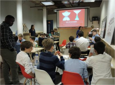 Creative Disruptors Makerversity